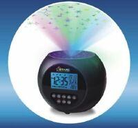 Star Projector Light Sound Machine & Digital Alarm Clock - FREE POSTAGE