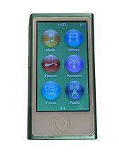 Apple iPod Nano 16GB  A1446  7.Generation grün