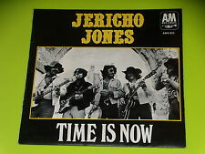 45 tours SP - JERICHO JONES - TIME IS NOW - 1971