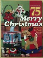 75 Merry Christmas Projects in Plastic Canvas by Scott, Laura (ED)