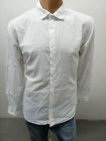 Camicia SCOTCH & SODA uomo taglia size XXL man chemise maglia t-shirt P 5849