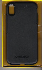 1 - OTTERBOX Symmetry case - Apple IPhone XS MAX - BLACK