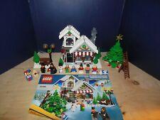 LEGO Seasonal Winter Village Toy Shop (10199) 100% Complete