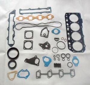 New Full Gasket Set Kit 729902-92610 for YANMAR KOMATSU 4TNE98 4D98E Engine
