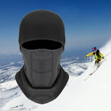 US Windproof Fleece Balaclava Ski Full Face Mask Neck Warm Winter Caps Men Women