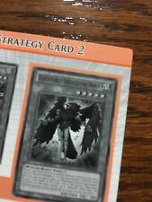 Strategy Card 2 - DP11-EN02 - YuGiOh Near Mint DUELIST PACK CROW 1st Edition x1