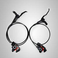 SHIMANO BR-BL-M315 MTB Mountain Bike Hydraulic Disc Brake Set Front&Rear Black