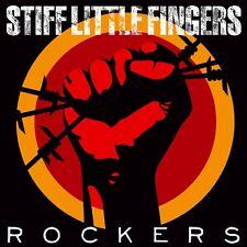 Stiff Little Fingers(CD/DVD Album)Rockers-Secret-SECDP146-UK-2016--New