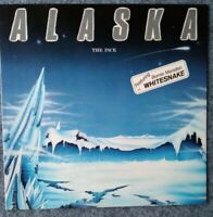 "ALASKA⚠️Unplayed⚠️1985-12"" LP-The Pack- INT 145089/Germany"