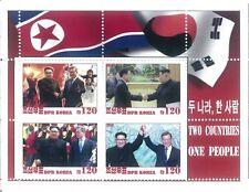 historic meeting  two presidents Northern South Korea, Kim Jong Un Pompeo 2018