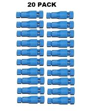 20 Pack Posi-Tap Blue PTA1618 wire in line connector small quick easy