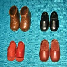 VINTAGE SUNSHINE FAMILY OR CLONE  SANDALS BROWN BOOTS BLACK LOAFERS SHOES LOT