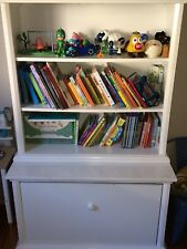 Children's bedroom furniture - white, classic style, good condition