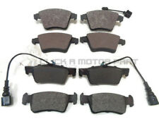 VOLKSWAGEN VW TOUAREG 2.5 TDi 2003-2010 FRONT & REAR BRAKE PADS (CHECK DISC SIZE