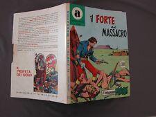 101 IL COMANDANTE MARK - IL FORTE DEL MASSACRO - Collana ARALDO 01/1975 L 300