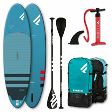 Fanatic Fly Air Pure inflatable SUP 10.4 Stand up Paddle Board mit Pure Paddel 3