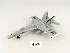 REALTOY ACTION CITY SERIES F-18 HORNET DIECAST METAL 1:100 FIGHTER JET AIRCRAFT