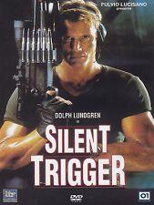 FILM DVD - SILENT TRIGGER - Nuovo!!