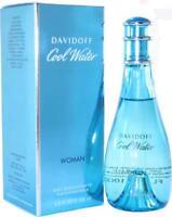 Cool Water by Zino Davidoff for Women. Deodorant Spray 3.4 Oz. 3.4 Oz