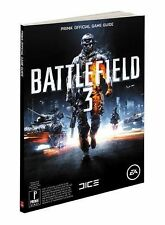 Battlefield 3 : Prima Official Game Guide by David Knight, Greg Off, Prima...