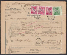 More details for serbia potraznica: 1941 postal forms a scarce collection – 6427