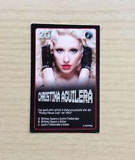 Card Aki-STARZONE 2011-Card No. 20 Christina Aguilera-Stars Music