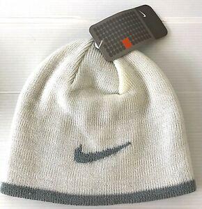 NWT Nike Women's Therma-FIT Swoosh Winter Running Hat Fleece Cap One Size 4