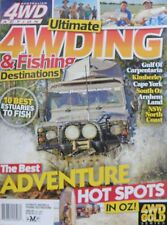 Australian 4WD Action Ultimate 4WDing & Fishing Destinations Magazine