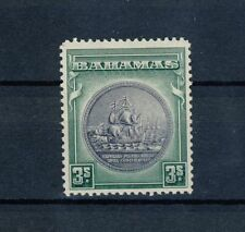 Pre-Decimal Lightly Hinged Bahamian Stamps (Pre-1973)