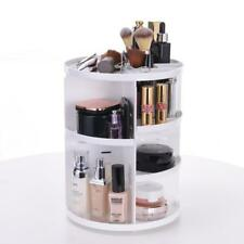Makeup Cosmetic Rack Holder 360 Degree Rotating Organizer Storage Box Sale Off