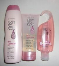 Avon Soft and sensual 3 piece set