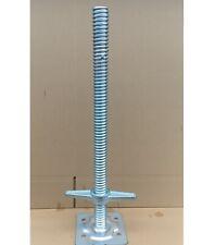 Gerüstspindel Gerüstfüße Spindel neu Gerüst 38mm 100 cm Oder  80 cm !!!