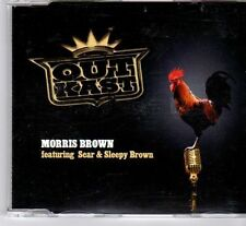 (DX717) Outkast, Morris Brown ft Scar & Sleepy Brown - 2006 CD