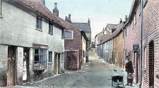 Hatfield Arm & Sword Yard unused old postcard Hatfield Series No 18