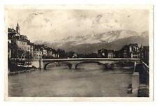 CPA 38 Isère Grenoble Quais  Pont de l'Hôpital carte-photo