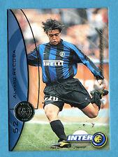 INTER CARDS 2000 DS - Figurina/Sticker/card - n. 52 - ALVARO RECOBA