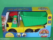 Bruder 20000 Roadmax Kipplastwagen Blitzversand per DHL-Paket