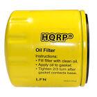 Oil Filter for JOHN DEERE STX38 STX46 300 316 317 318 420 Lawn Tractor, AM101207