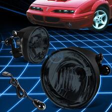 Smoke Tinted OE Driving Fog Light/Lamp+Switch for 1997-2003 Grand Prix/Sunfire