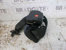 VAUXHALL CORSA C 5 DOOR 2000-2006 REAR SEAT BELT PASSENGER/LEFT SIDE
