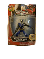 Power Rangers Ninja Steel Action Heroes Blue Ranger Action Figure
