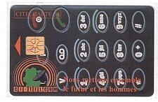 Côte d'Ivoire - Phonecard IVC-18 - Used/Usagée
