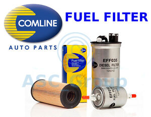 Comline OE Quality Replacement Fuel Filter EFF198
