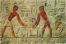 CPM EGYPTE Sakkara-Ti Mastaba, Joiners at work 5th Dyn (343684)