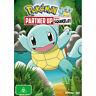 Pokemon: Partner Up With Squirtle! DVD NEW (Region 4 Australia)