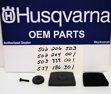 Genuine AFK4  OEM Husqvarna AIR FILTER COVER Kit 223L, 323, 322, 325,