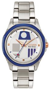 Citizen R2-D2 Limited Edition Star Wars Women's Watch FE7050-50W