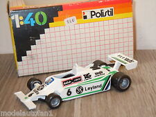 Williams FW07 van Polistil Italy in Box 1:41 *18626