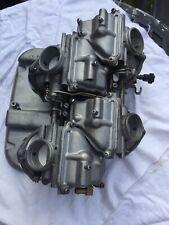 Honda VF500 Rebuilt Carbs