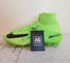 NIKE MERCURIAL SUPERFLY V AG-PRO ARTIFICIAL-GRASS SOCCER 831955-305 Mens Size 8